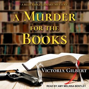 Audiobook review of A Murder For the Books
