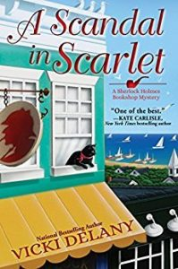 Review of A Scandal in Scarlet