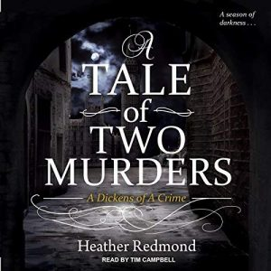 Audiobook review of A Tale of Two Murders
