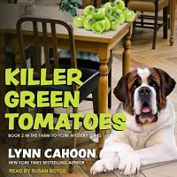 Audiobook review of Killer Green Tomatoes