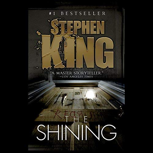 Retro Horror Vol. 4 ~ Audiobook review of The Shining
