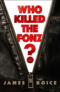 Review of Who Killed The Fonz ~ Two Bloggers One Book