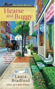 Mini Reviews ~ Much Ado About Muffin & Hearse and Buggy