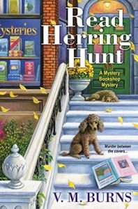 Two Bloggers One Book ~Review of Read Herring Hunt