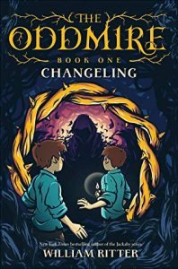 Review of Changeling: Oddmire #1