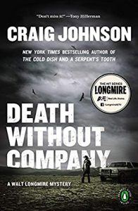 Two Bloggers One Series ~ Review of Death Without Company