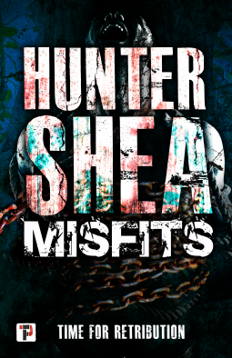 Misfits by Hunter Shea
