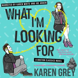 Early Audiobook ARC review of What I'm Looking For