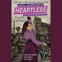 Two Bloggers One Series ~ Audiobook review of Heartless