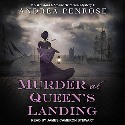 Murder at Queen's Landing by Andrea Penrose