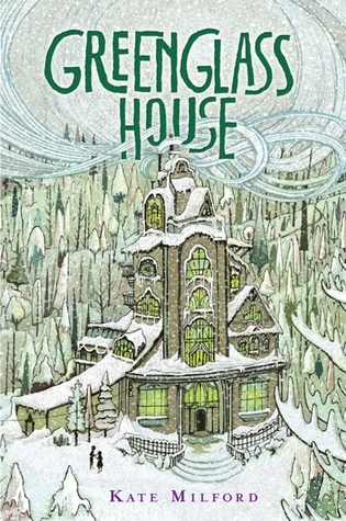 Greenglass House  by Kate Milford, Jaime Zollars