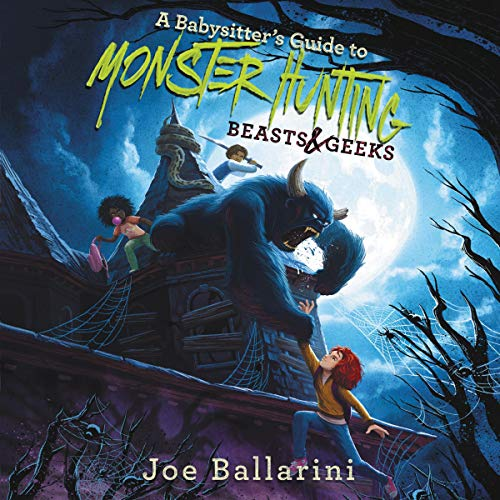 Mini Reviews ~ A Babysitters Guide to Monster Hunting Books 2&3