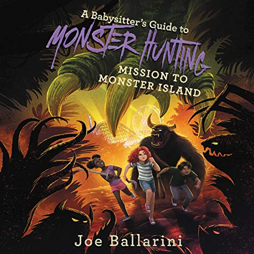 Mission to Monster Island  by Joe Ballarini