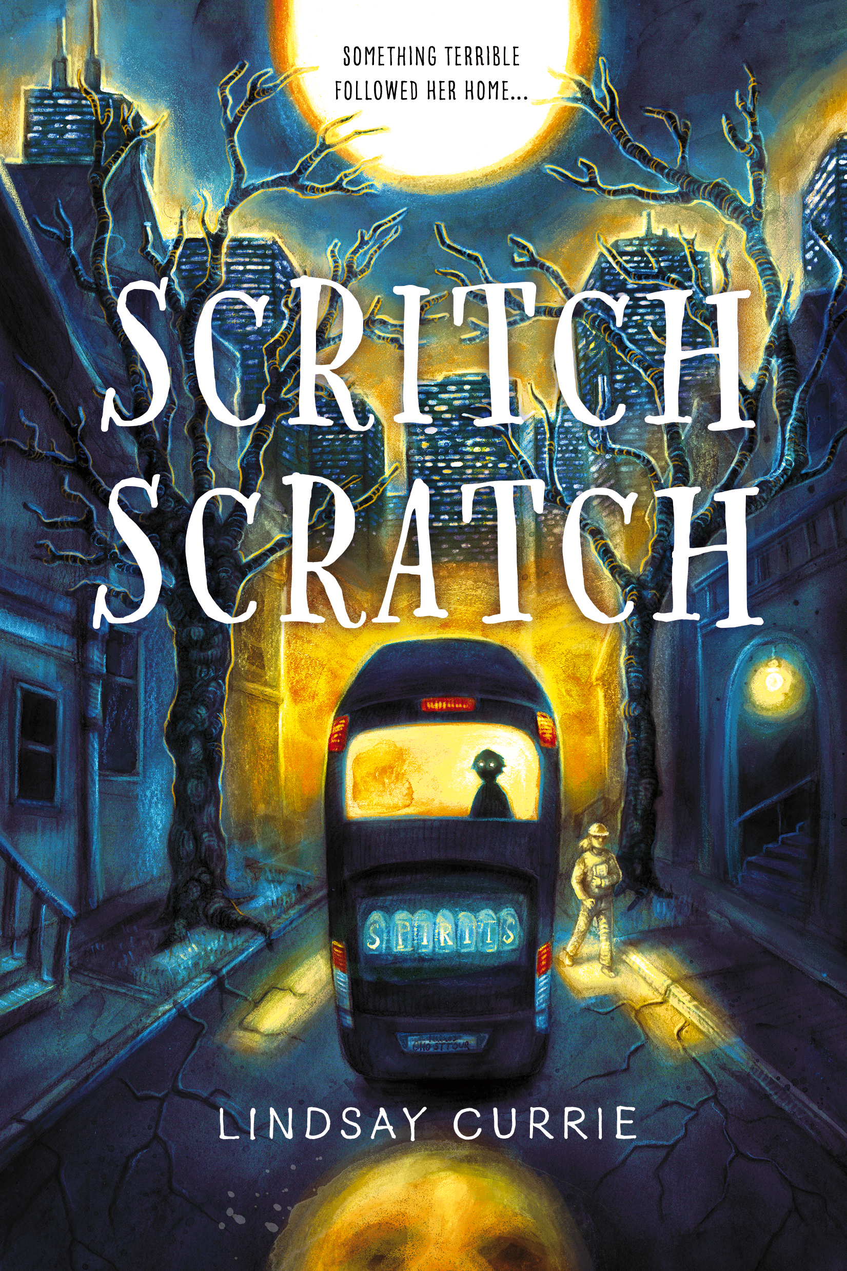 Scritch Scratch by Lindsay Currie