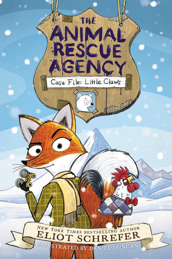 Case File: Little Claws  by Eliot Schrefer