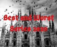 Best and Worst Book Series 2020  Book Tag