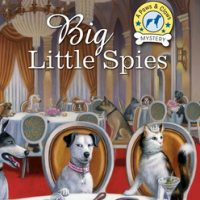 Audiobook review of Big Little Spies