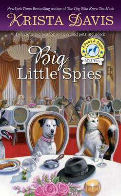 Big Little Spies  by Krista Davis