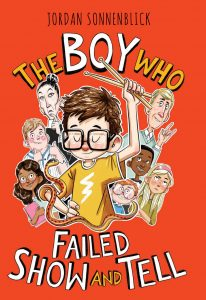Review of The Boy Who Failed Show and Tell