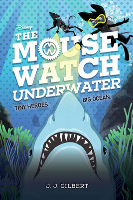 The Mouse Watch Underwater by