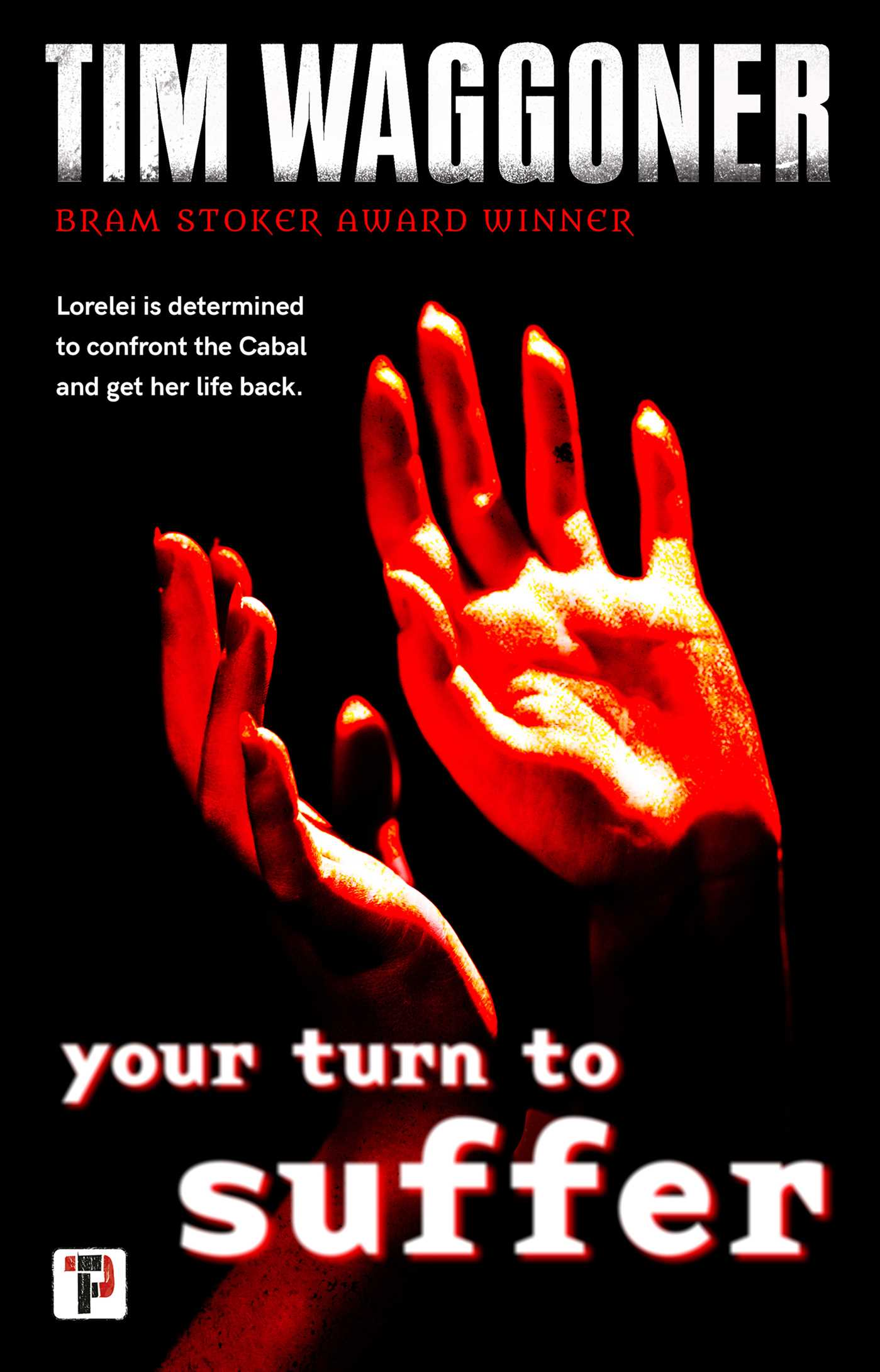 Two Bloggers One Book ~ Review of Your Turn To Suffer