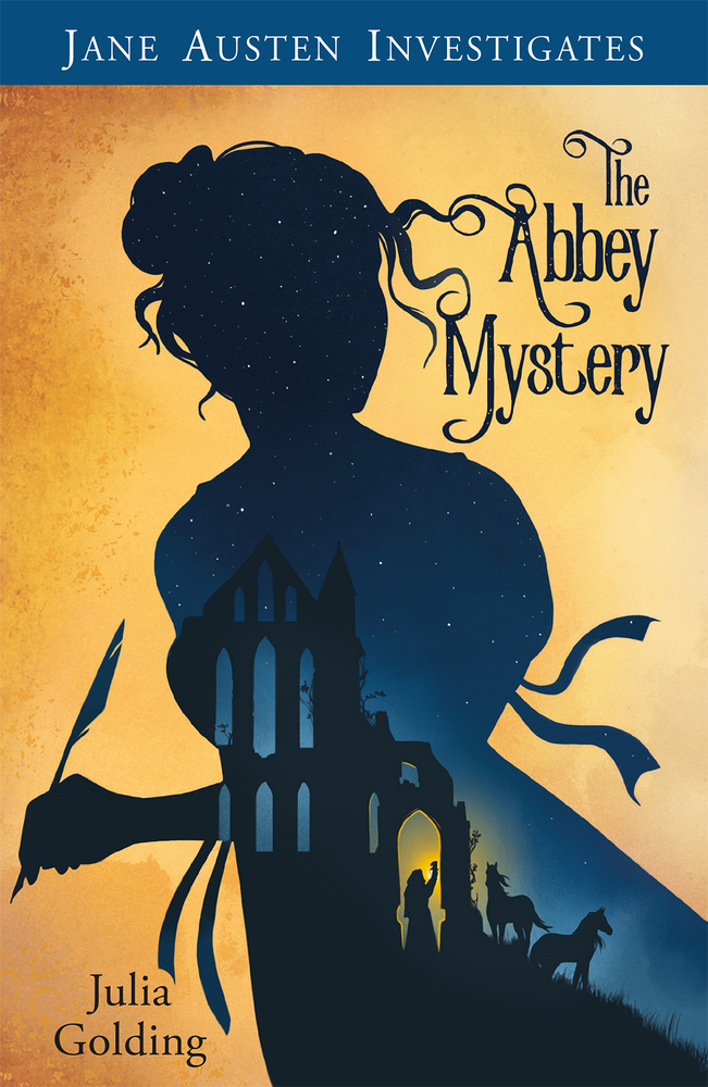 Review of Jane Austen Investigates: The Abbey Mystery