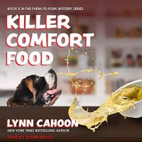 Audiobook review of Killer Comfort Food