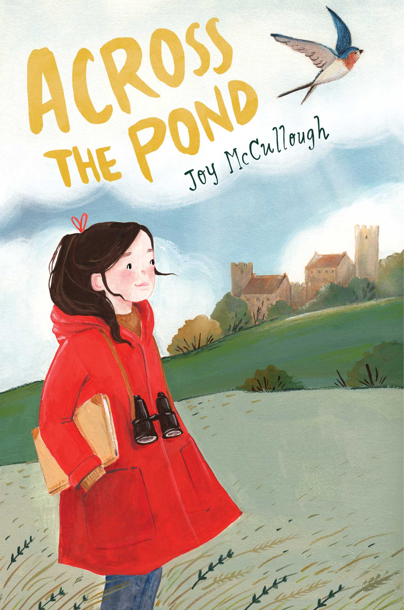 Across the Pond by Joy McCullough