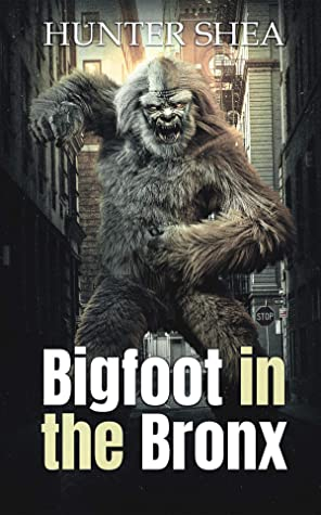 Two Bloggers One Book ~ Review of Bigfoot in the Bronx