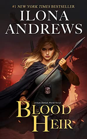 Two Bloggers One Series ~ Review of Blood Heir