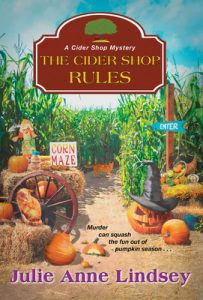 Mini Reviews ~ Long Island Iced Tina & The Cider Shop Rules