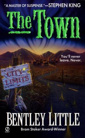 Retro Horror Vol. 9: Audiobook review of The Town
