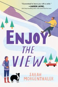 Two Bloggers One Series ~ Audiobook review of Enjoy the View