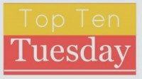 Top Ten Tuesday (debut authors) #1