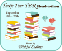 Tackle Your  TBR Read-a-thon (Sept. 8th-20th)