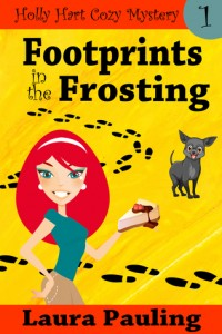 Footprint in the Frosting