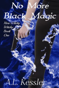 Blog Tour: No More Black Magic
