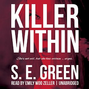 Audiobook review of Killer Within