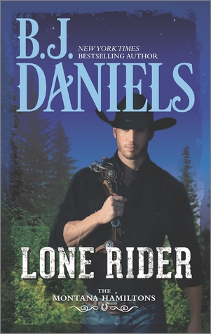 Blog Tour: Review of Lone Rider