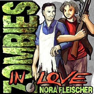 Audiobook review of Zombies in Love