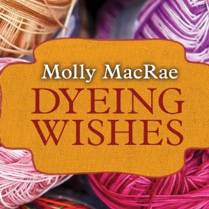 Audiobook review of Dyeing Wishes