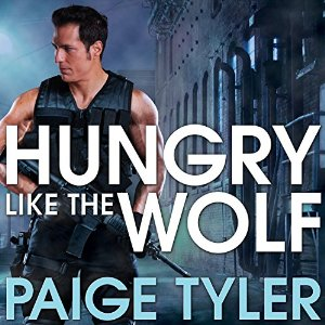 Audiobook review of Hungry like the wolf