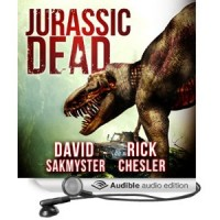 Audiobook review of Jurassic Dead