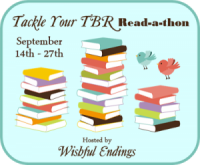 Tackle Your TBR Read-a-thon sign up post