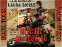 Blog Tour Mercury Retrograde