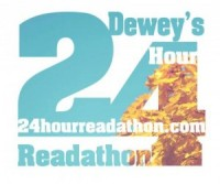 Dewey's 24 hour read-a-thon: Hour 13 update