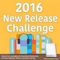 2016 New Book Challenge 1Q Wrap Up