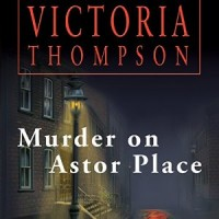 Audiobook review of Murder on Astor Place