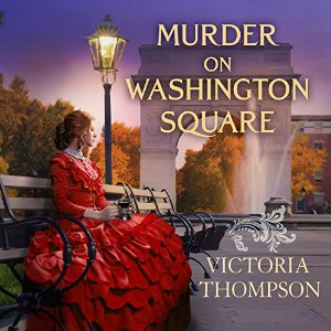 Audiobook review of Murder on Washington Square