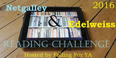 Netgalley/Edelweiss Challenge 2016